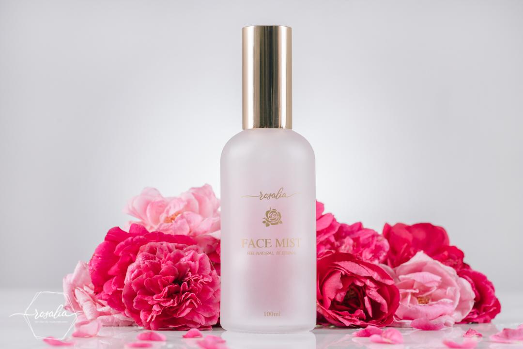 Rosalia - Bảo Hiên - Nước hoa hồng trị mụn và toner trị mụn