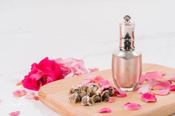 tinh dau hoa hong Rosalia
