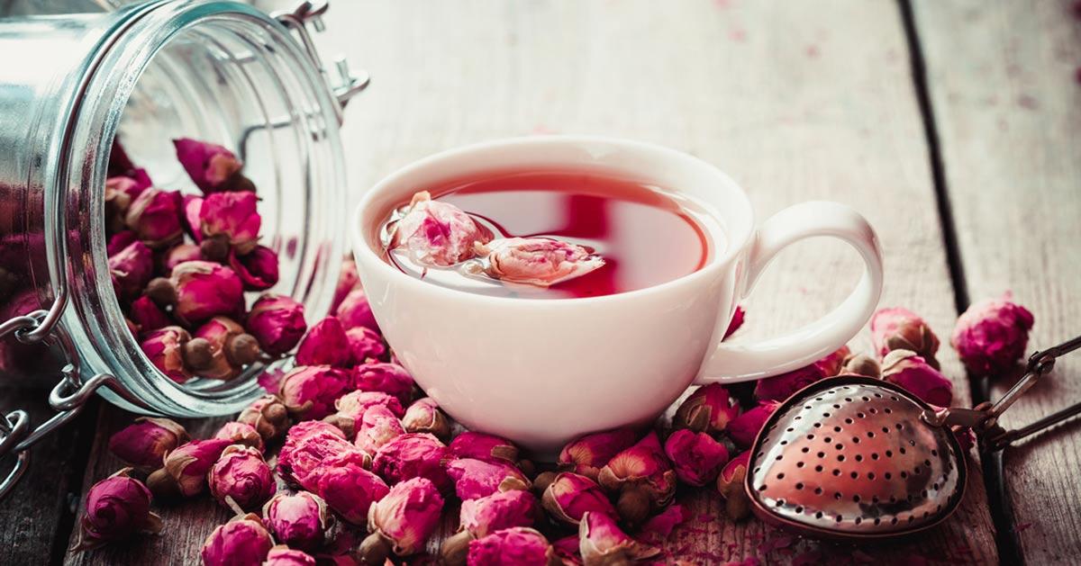 Rosalia by Bảo Hiên - Trà giảm cân từ hoa hồng - Điều tuyệt diệu cho vóc dáng hoàn hảo