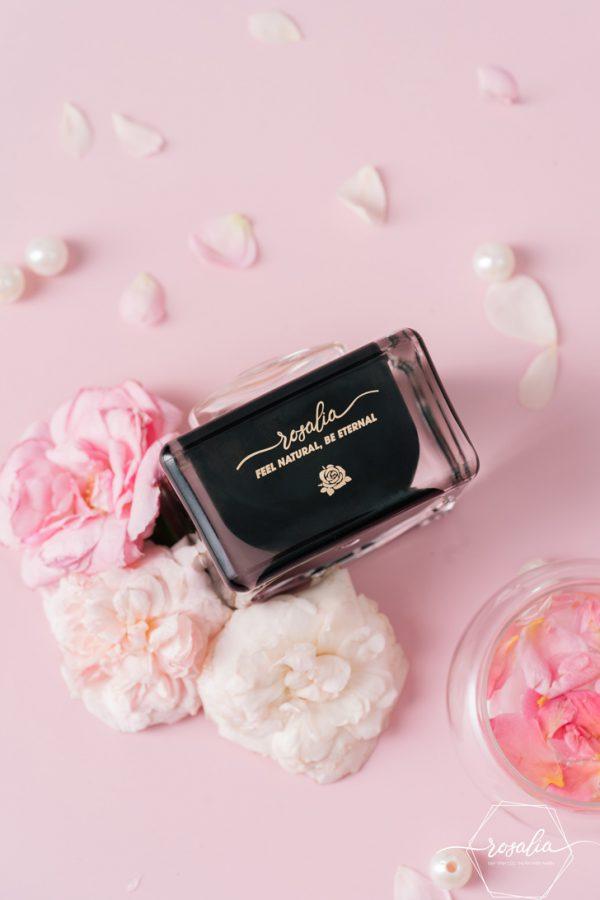 rosalia by Bảo Hiên mặt nạ hoa hồng