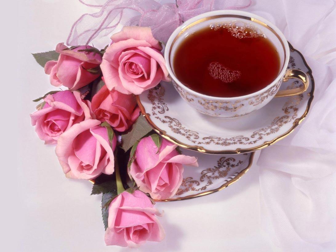 Rosalia by Bảo Hiên - Công dụng của trà hoa hồng khi pha cùng các dược liệu khác