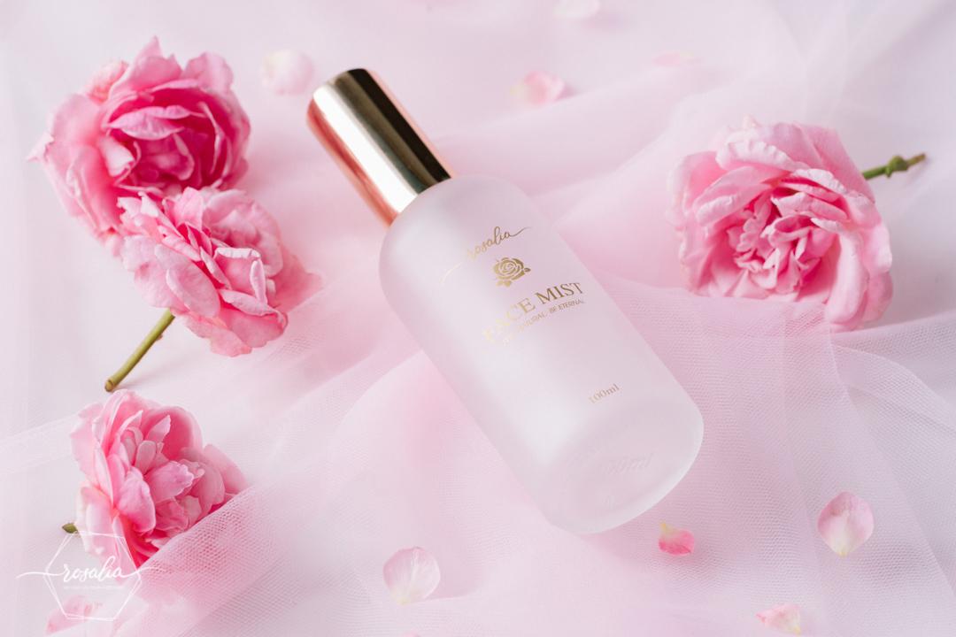 Rosalia by Bảo Hiên xịt khoáng hoa hồng có tác dụng gì mà toner không thể thay thế?