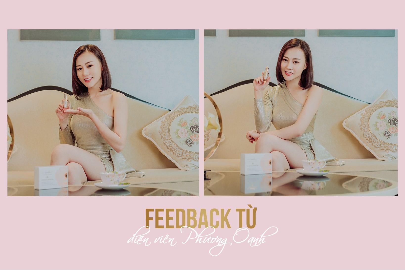 Rosalia by Bảo Hiên Farm: Feedback từ diễn viên Phương Oanh